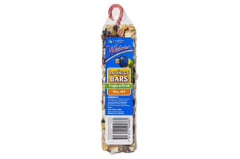 Whistler Lorikeet Bars Tropical Fruit Treat 100g