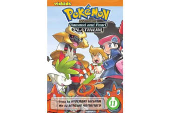 Pokemon Adventures - Diamond and Pearl/Platinum, Vol. 8