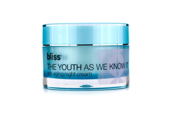 Bliss The Youth As We Know It Anti-Aging Night Cream (50ml/1.7oz)