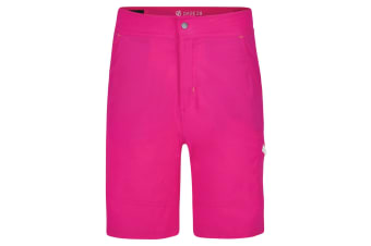 Dare 2b Childrens/Kids Reprise Shorts (Cyber Pink) (14 Years)