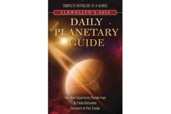 Llewellyn's 2020 Daily Planetary Guide - Complete Astrology At-A-Glance