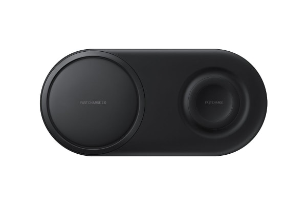 Samsung Fast Charge Wireless Charger Pad Duo (Black) - EP-P5200