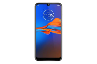 Motorola Moto E6 Plus (Dual Sim 4G/4G, 32GB/2GB) - Polished Graphite