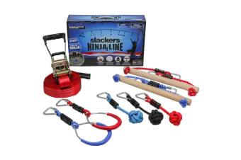 Slackers Ninjaline 30 Foot Intro Pack
