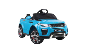 Evoque Kids Ride On Car (Blue)