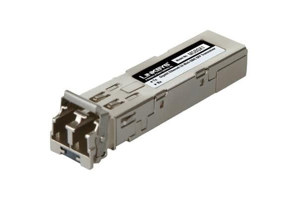 Cisco Gigabit transceiver, for multimode fiber, 850 nm wavelength, support up to 500 m