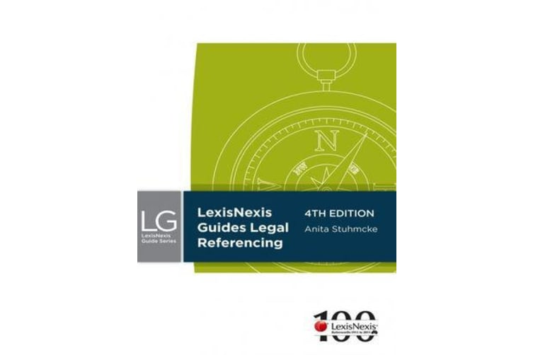 LexisNexis Guides - Legal Referencing