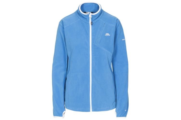 Trespass Womens/Ladies Saskia Full Zip Fleece Jacket (Vibrant Blue) (M)