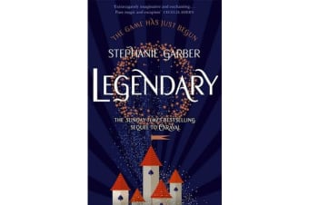 Legendary - The magical Sunday Times bestselling sequel to Caraval