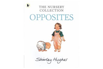 The Nursery Collection Opposites
