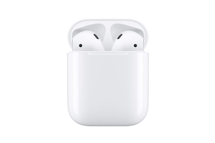 best service b37ca 1ca6b Apple AirPods 2 with Charging Case