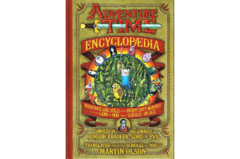 Adventure Time Encyclopaedia Large, by Adventure Time