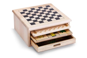 Kogan 10-in-1 Games Table