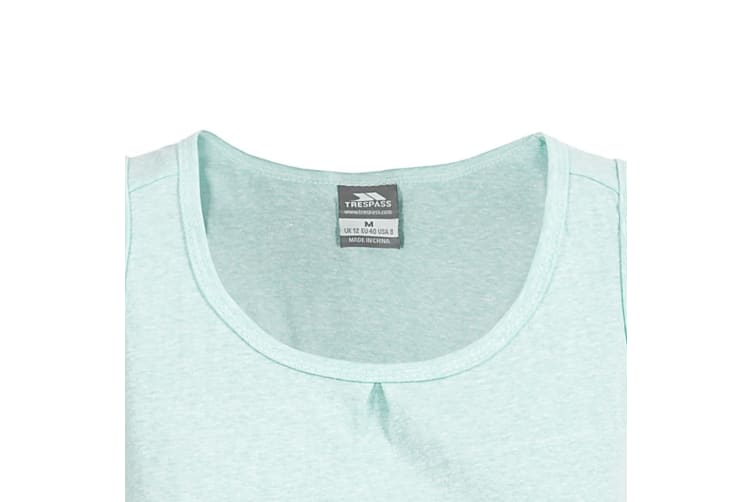 Trespass Womens/Ladies Caldera Sleeveless Vest Top (Peppermint) (XS)