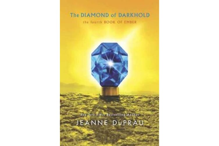 The Diamond of Darkhold - Book of Ember 4