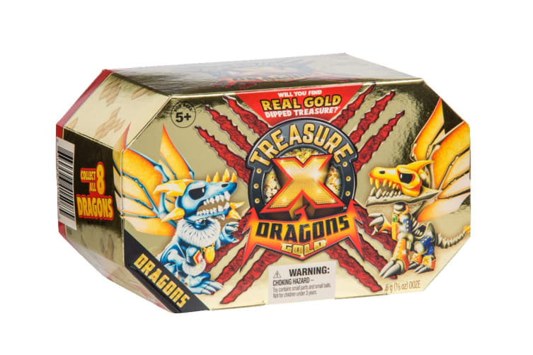Treasure X Dragons S2