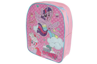 My Little Pony Girls Character Backpack (PINK) (One Size)