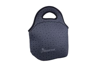 Go Gourmet Insulated Lunch Bag - Geometric