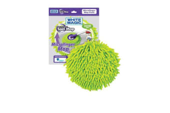 White Magic Microfinger Mop Head