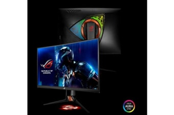 ASUS ROG Swift PG27VQ Curved Gaming Monitor – 27 inch 2K WQHD (2560x1440), overclockable 165Hz, 1ms, G-SYNC, Aura Sync Technology