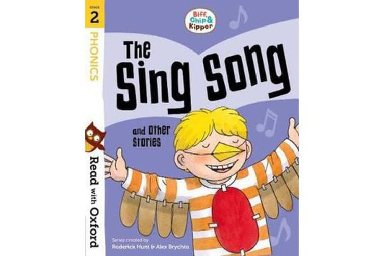 Read with Oxford - Stage 2: Biff, Chip and Kipper: The Sing Song and Other Stories