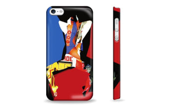 Dada Case For iPhone 5 5S SE with free screen protector limited edition