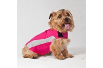 ThunderShirt Polo For Dogs (Pink) (XX Small)