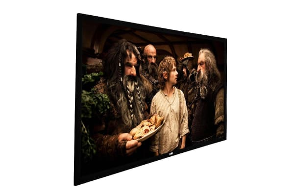OPTIWERX 155' 16:9 Fixed Projector Screen HD Home Theatre Conference Class Media