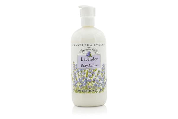 Crabtree & Evelyn Lavender Body Lotion (500ml/16.9oz)