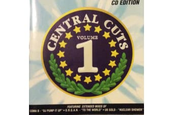 Various ‎– Central Cuts Volume 1 • CD Edition BRAND NEW SEALED MUSIC ALBUM CD