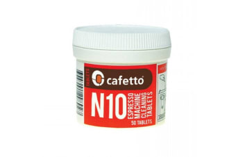 Cafetto N10 Espresso Machine Cleaning Tablets - 50