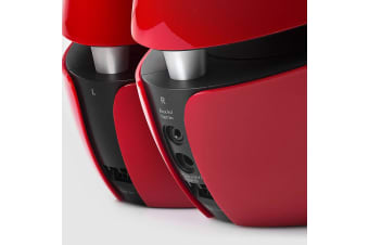 Edifier e25HD Luna HD Bluetooth Speakers w/ Optical In - Red