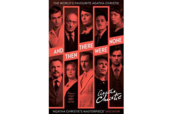 And Then There Were None - The World's Favourite Agatha Christie Book