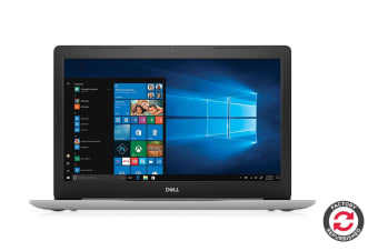 "Dell Inspiron 15 5570 15.6"" Touch Screen Laptop (i7-8550U, 12GB RAM, 1TB, Silver) - Certified Refurbished"