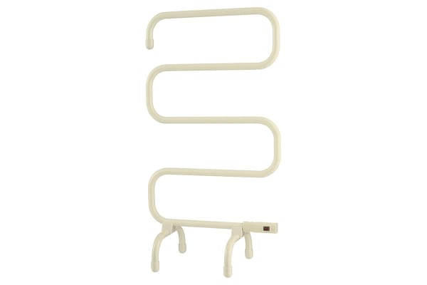 Heller Freestanding Heated Towel Rail - Cream (HTR102W)