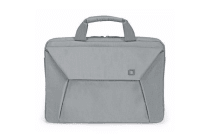 "Dicota Slim Case EDGE for 12.1"" - 13.3""  Notebook /Laptop (Grey) Euro Design"
