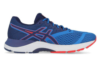 ASICS Men's Gel-Pulse 10 Running Shoe (Race Blue/Deep Ocean)