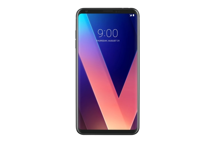 huge selection of 0429b f3185 LG V30+ (128GB, Aurora Black)
