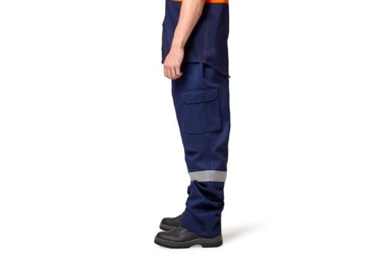 Hard Yakka Generation Y Cargo Pant with Reflective Tape, Size 99L)