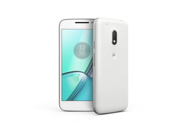 Motorola Moto G4 Play XT1604 (16GB, White)