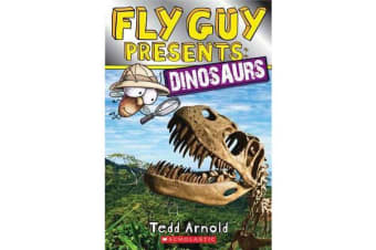 Fly Guy Presents - Dinosaurs