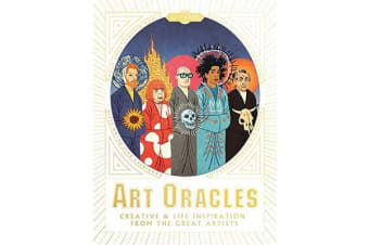 Art Oracles - Creative and Life Inspiration from the Great Artists
