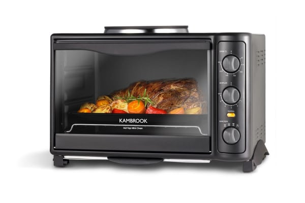 Kambrook Hot Top Mini Oven (KOT630BLK)