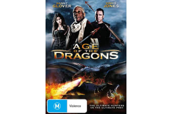 Age of the Dragons DVD Region 4