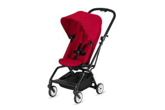 Cybex Eezy S Twist Stroller Rebel Red