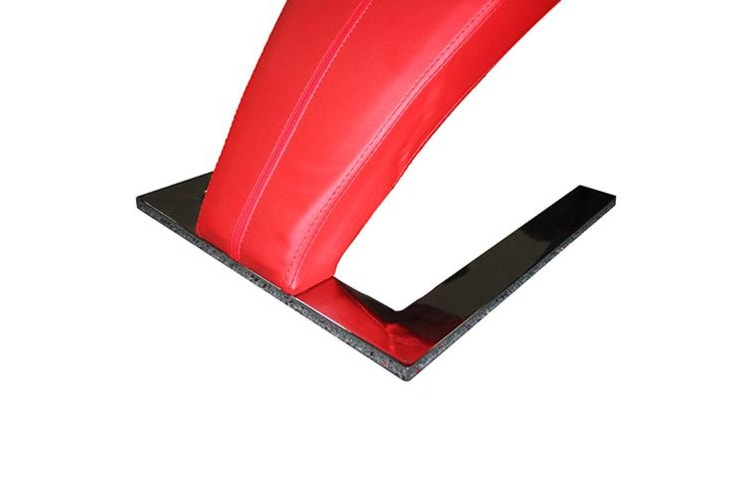 2 X Z Chair RED