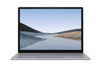 "Microsoft Surface Laptop 3 15"" (256GB, Ryzen 5, 8GB RAM, Platinum) - AU/NZ Model"