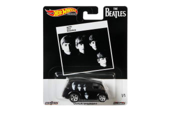 Hot Wheels Pop Culture The Beatles Quick D-Livery