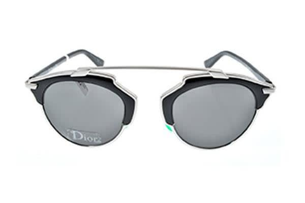 d28150dce803 Christian Dior So Real - Palladium Black (Smoke lens) Womens ...