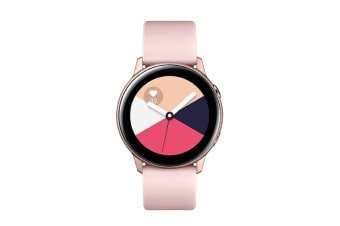 Samsung Galaxy Watch Active 2019 R500 Smart Watch - Rose Gold